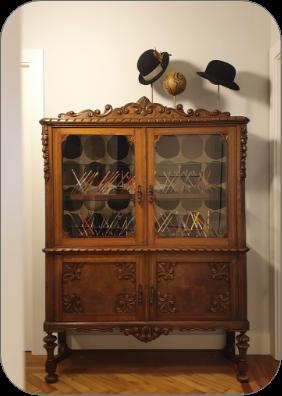 Sarricolea Alcalde: da nueva vida a tus muebles. Consola de diseño