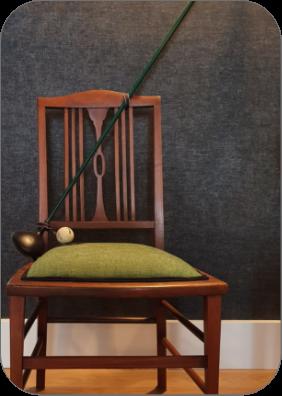 Sarricolea Alcalde: da nueva vida a tus muebles. Silla de diseño